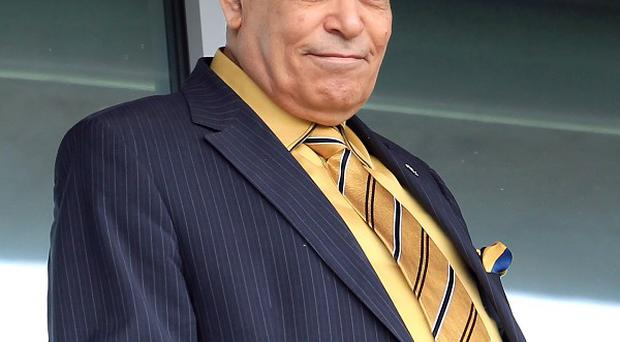 Assem Allam has caused controversy with his plans to rebrand Hull City