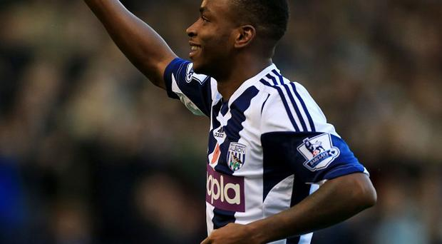 West Brom are keen to keep Saido Berahino at the club