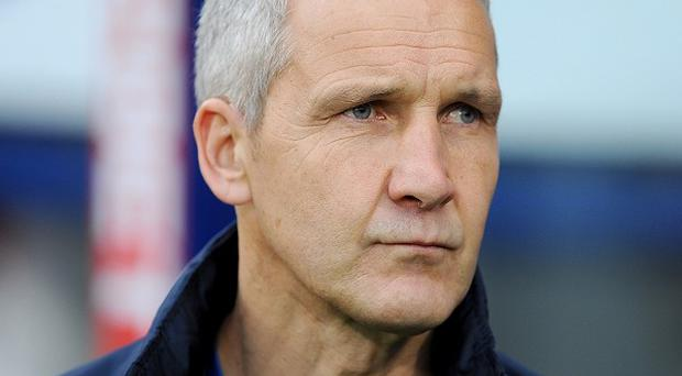 Keith Millen is going ahead with business as normal