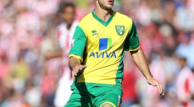 Ricky van Wolfswinkel is suffering from a toe injury