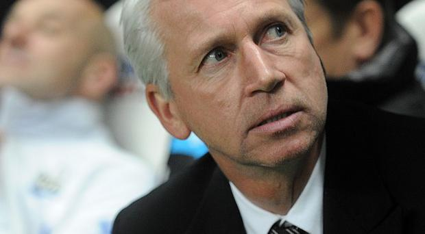Alan Pardew has urged his players to shine for Newcastle to showcase their World Cup credentials