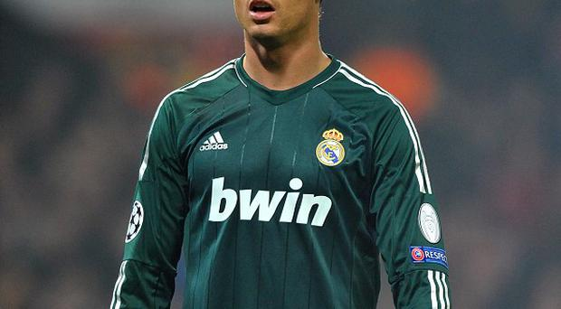 Cristiano Ronaldo joined Real Madrid from Manchester United