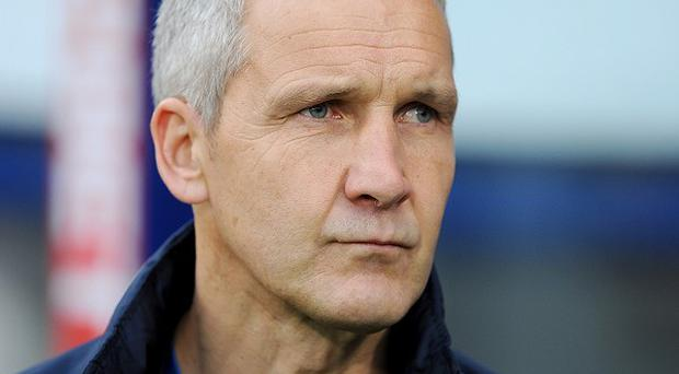 Keith Millen believes that Crystal Palace have what it takes to stay up