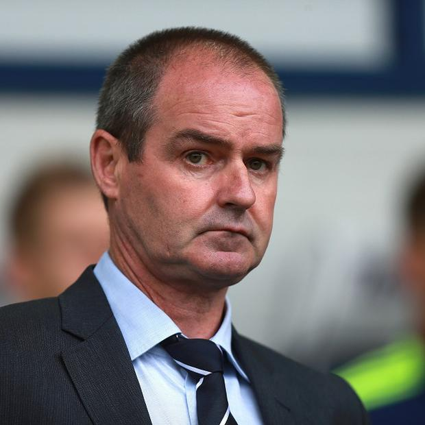 Steve Clarke signed a two-year deal in the summer of 2012