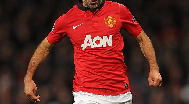 Ryan Giggs continues to be a key part of Manchester United's squad