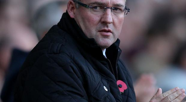 Paul Lambert is relishing Monday's night's West Midlands derby at the Hawthorns