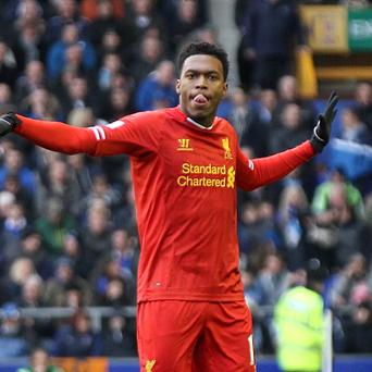 Daniel Sturridge came off the bench to score the equaliser against Everton on Saturday