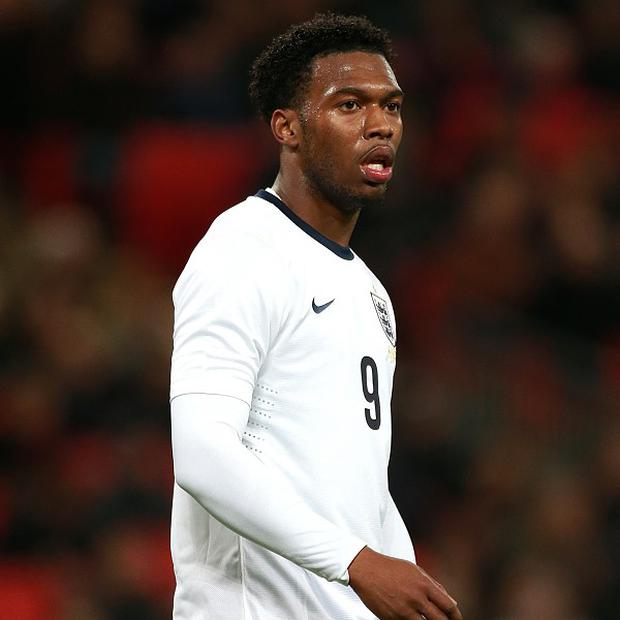 Daniel Sturridge was not fit enough to start for Liverpool on Saturday after England duty
