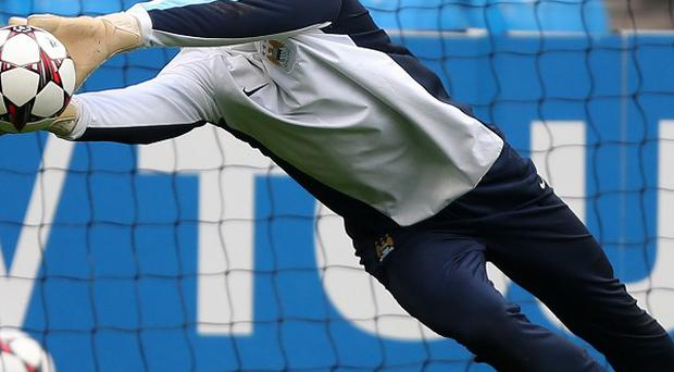 Joe Hart will not be leaving the club on loan in January