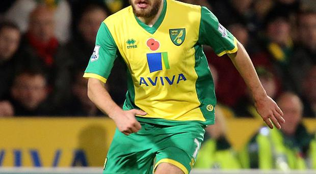 Robert Snodgrass has been sidelined by a knees problem
