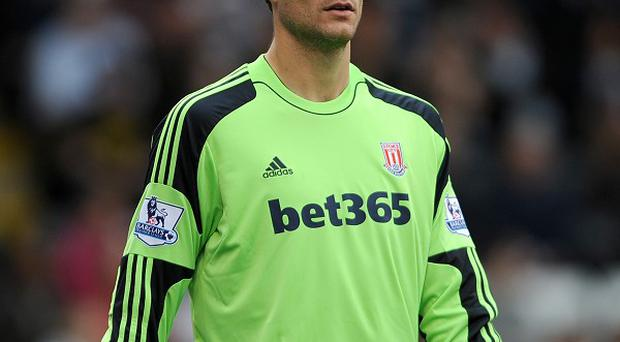 Asmir Begovic has been linked with a move away from Stoke