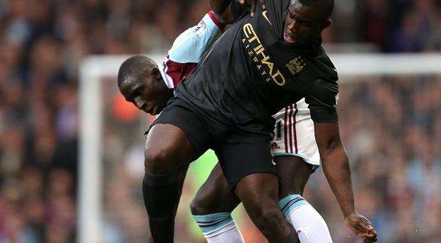 Micah Richards wants City to improve defensively