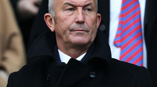 Tony Pulis takes Palace to Norwich in his first game in charge of the south London side