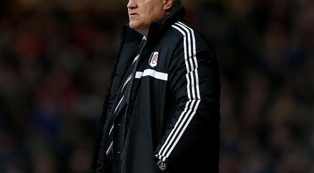 Fulham manager Martin Jol may be the next Premier League manager sacked