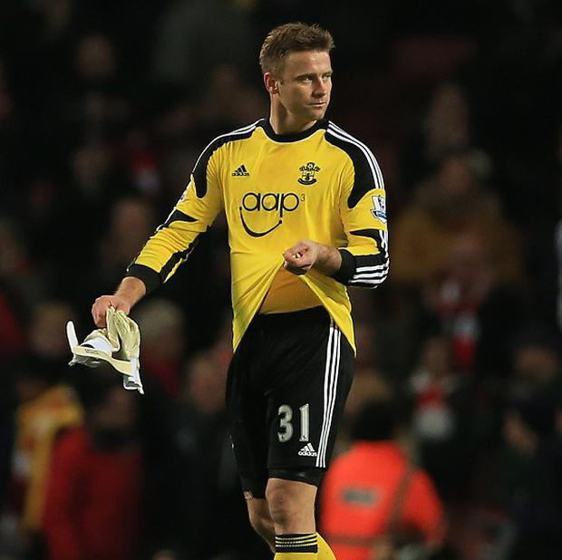 Artur Boruc is set for a spell on the sidelines