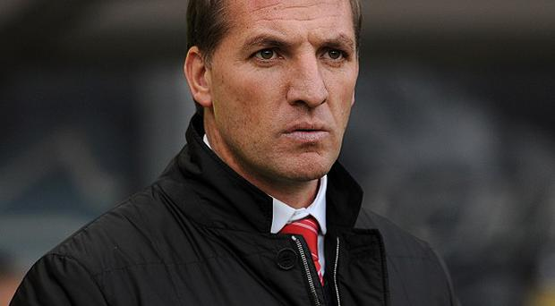 Brendan Rodgers is concerned over Liverpool's depth