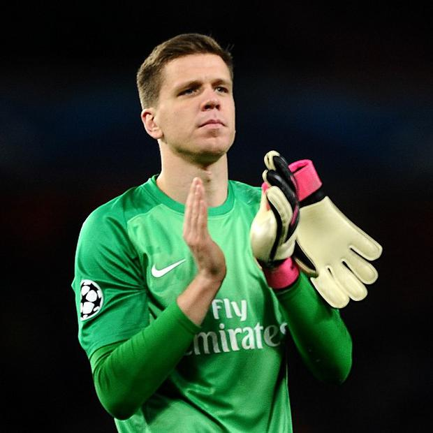 Wojciech Szczesny hopes Arsenal can continue their fine form