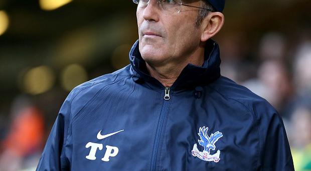 Tony Pulis' Palace welcome West Ham to Selhurst Park on Tuesday night