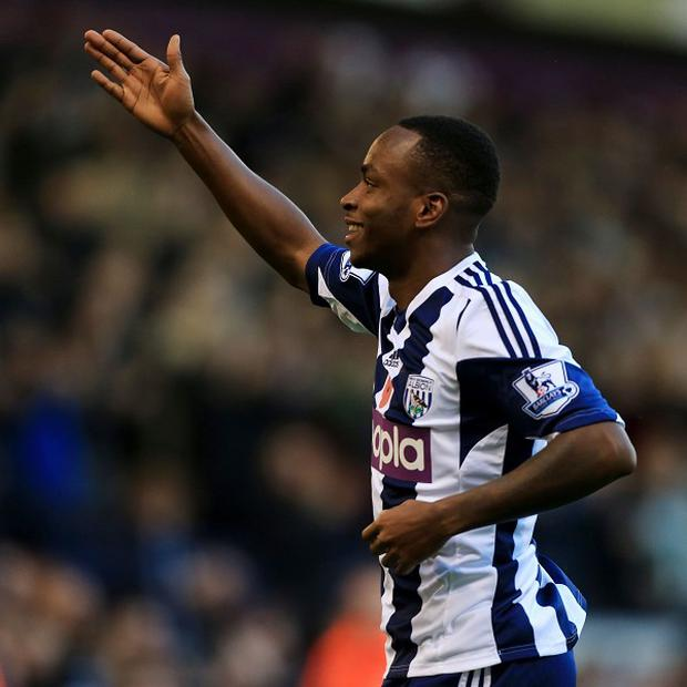 Saido Berahino has signed a new three-and-a-half year deal