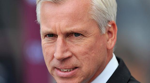 Alan Pardew is glad he has a hungry squad