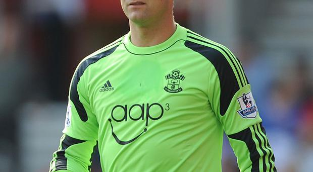 Artur Boruc is out with a broken hand