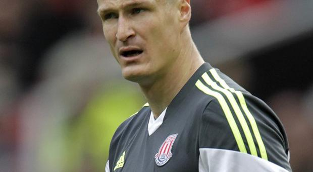 Robert Huth could be back in action before Christmas