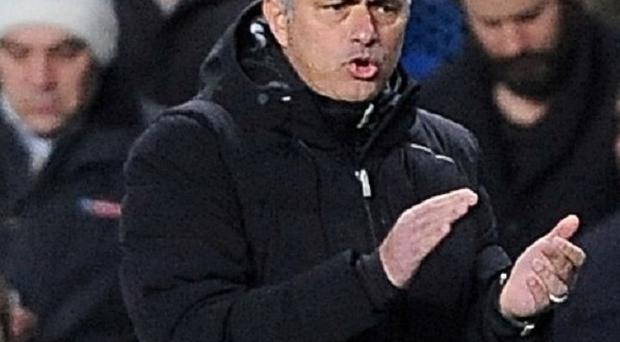 Jose Mourinho believes his side have five rivals for the Premier League title