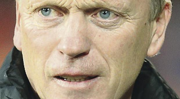 David Moyes will take on his former club Everton