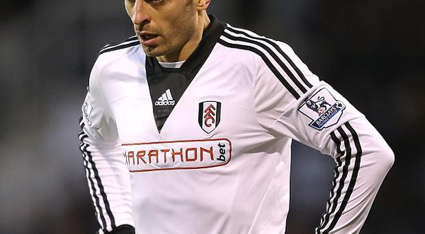 Dimitar Berbatov could be on his way out of Fulham