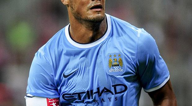 Vincent Kompany is fit again after missing most of the season