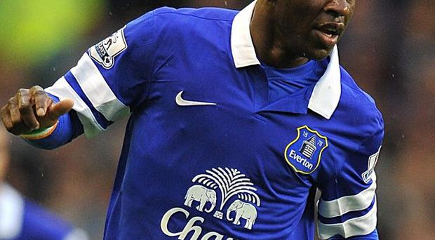 Arouna Kone is expected to be out for the season
