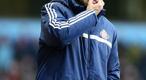 Gus Poyet is planning to try things to get Sunderland to safety