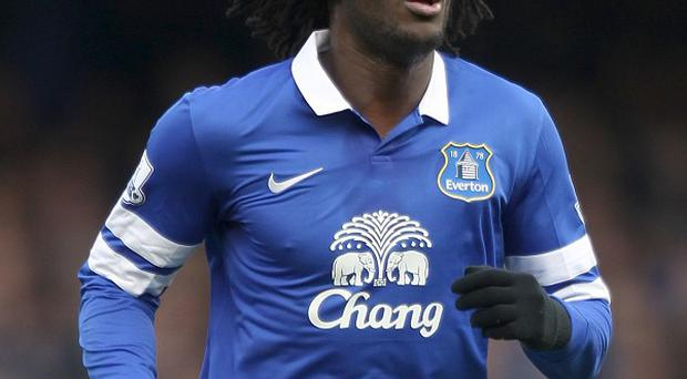 Romelu Lukaku can not play against Chelsea while on loan at Everton