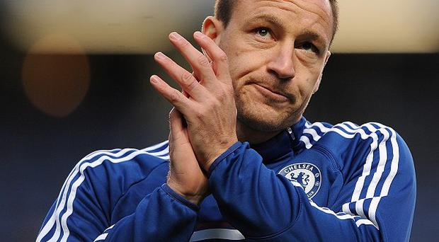 Jose Mourinho claims he has rebuilt the confidence of John Terry, pictured