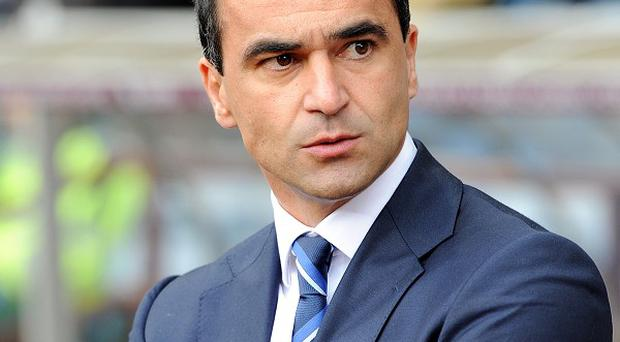 Roberto Martinez feels Everton can be confident heading to the Emirates