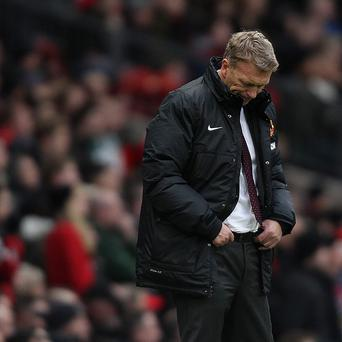 David Moyes believes the Manchester United fans understand the situation at present