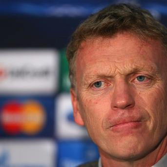Manchester United manager David Moyes is taking the blame for his side's poor start to the campaign