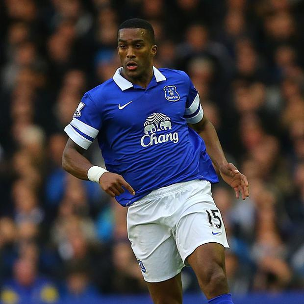 Sylvain Distin has been in fine form for Everton this term
