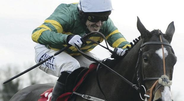 Ulsterman Tony McCoy has been close friends with Steve McManaman for well over a decade