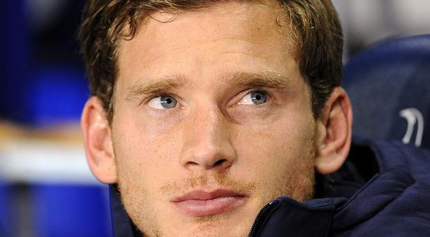 Jan Vertonghen suffered ankle ligament damage during Tottenham's 2-1 win over Fulham last week