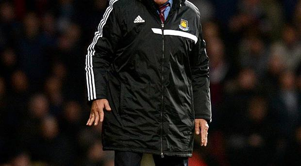 West Ham manager Sam Allardyce does not fear the sack