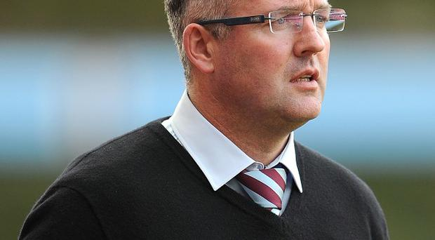 Paul Lambert, pictured, has backed fellow Scot David Moyes to get things right at Old Trafford