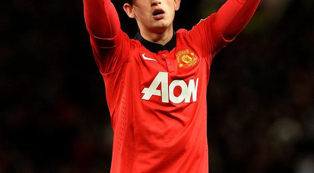 Adnan Januzaj has broken into the first team at Manchester United this season