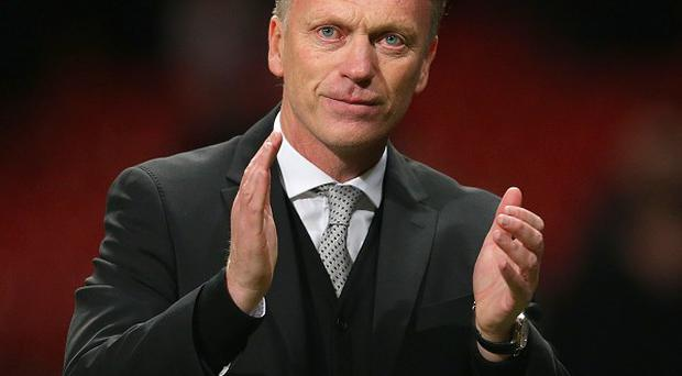 David Moyes, pictured, has applauded the work done by Paul Lambert at Aston Villa