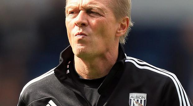 Keith Downing is set to take charge of West Brom against Hull