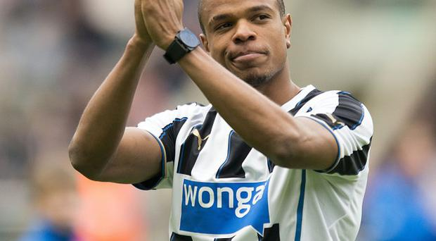 Loic Remy has not scored in four games for Newcastle after a fine start to the season