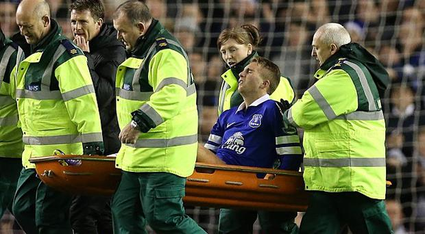 Gerard Deulofeu suffered the injury during the 4-1 win over Fulham