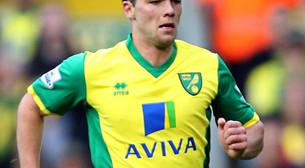 Jonny Howson has appeared in all of Norwich's Premier League games this season