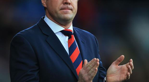 Malky Mackay says he has 'too much pride' to quit