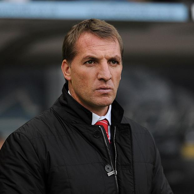 Liverpool manager Brendan Rodgers has said the Luis Suarez situation will 'take care of itself'